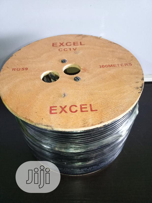 300meters RG59 (Without Power) Coax Cable