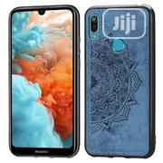 Mandala Shockproof Case For Huawei Y6 Prime(2019) With - Dark Blue | Accessories for Mobile Phones & Tablets for sale in Lagos State, Ikeja