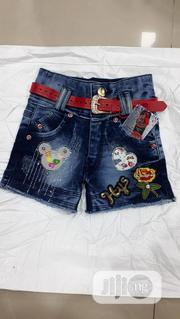 U.S Quality Girls Jeans Short | Children's Clothing for sale in Lagos State, Lagos Island