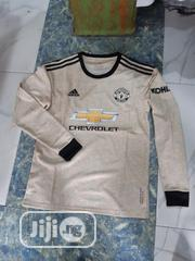 Manchester United 2019/2020 Longslvees Jersey   Clothing for sale in Lagos State, Lagos Mainland