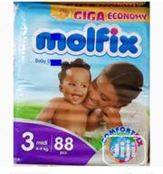 Mofix Baby Diapers Size 3 88count Giga Economy | Baby & Child Care for sale in Lagos State, Ajah