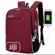 Laptop Bag With USB Port | Computer Accessories  for sale in Lagos State, Surulere