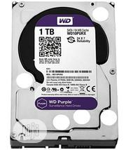 WD Purple 1TB Surveillance Hard Disk Drive | Computer Hardware for sale in Lagos State, Ikeja