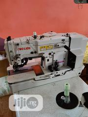 Industrial Sewing Button Hole Machine | Manufacturing Equipment for sale in Lagos State, Ipaja