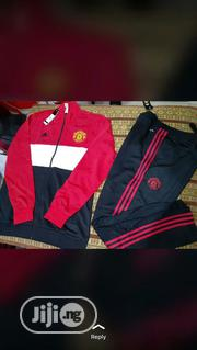 Man Utd Track Suite   Clothing for sale in Lagos State, Lagos Mainland