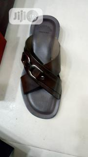 Roberto Botticelli Italians Leathers Men's Slippers | Shoes for sale in Lagos State, Ajah