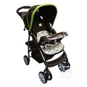 Graco Literider Classic Connect Stroller, Green | Children's Gear & Safety for sale in Lagos State, Agboyi/Ketu