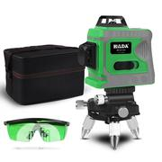 12 Lines 3D Self-leveling 360 Horizontal And Vertical Green Laser Beam | Measuring & Layout Tools for sale in Abuja (FCT) State, Central Business District