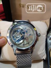 Quality Forcast Steel Watch | Watches for sale in Lagos State, Ikeja