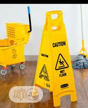 Caution Wet Floor | Home Accessories for sale in Lagos State, Lagos Mainland