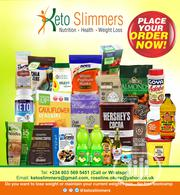 Keto Slimmers   Vitamins & Supplements for sale in Lagos State, Ikeja