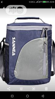 Fashion SANNEA Insulated Lunch Bag Navy Blue | Bags for sale in Lagos State, Agboyi/Ketu