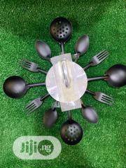Cutlery Wall Clock | Home Accessories for sale in Lagos State, Lagos Island