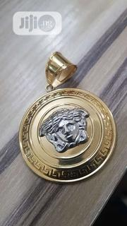 Pure Gold Versace Pendant   Jewelry for sale in Lagos State, Yaba