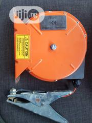 Heavy Duty Earth Grounding Clamp With Cable Reel | Electrical Equipment for sale in Rivers State, Port-Harcourt