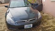 Honda Accord 2007 2.4 Gray | Cars for sale in Abuja (FCT) State, Mpape