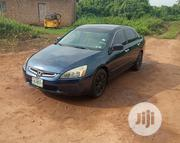 Honda Accord 2.4 Automatic 2003 Blue | Cars for sale in Ogun State, Ijebu Ode