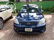 Toyota Matrix 2006 Blue | Cars for sale in Abuja (FCT) State, Garki 2