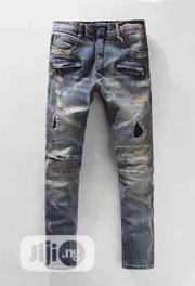 Balmain Denim Jeans | Clothing for sale in Lagos State, Surulere
