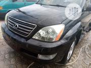 Lexus GX 2006 470 Sport Utility Black | Cars for sale in Lagos State, Isolo