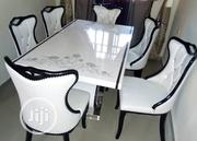 Brand Cristal Turkey 6-Seater Marble Dining Table   Furniture for sale in Lagos State, Victoria Island