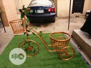 Home Decorative Bicycle Stand And Flower | Garden for sale in Ekiti State, Ise/Orun