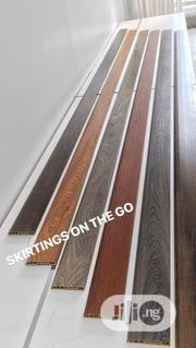 SPC Fibre Glass Skirting Board | Home Accessories for sale in Abuja (FCT) State, Asokoro