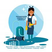 Housemaids Urgently Needed In Lebanon | Housekeeping & Cleaning Jobs for sale in Lagos State, Ikeja