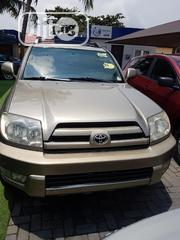 Toyota 4-Runner 2004 Limited Gold | Cars for sale in Lagos State, Lagos Island