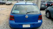 Volkswagen Golf 1995 Blue | Cars for sale in Abuja (FCT) State, Kubwa