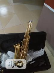 Original Alto Saxophone Either Premier England or Yamaha Products | Musical Instruments & Gear for sale in Lagos State, Ikeja