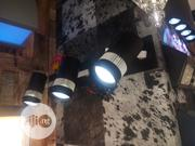 LED Spotlight 3 In 1 Black Design | Stage Lighting & Effects for sale in Lagos State, Lagos Island