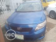 Toyota Corolla 2008 Blue | Cars for sale in Lagos State, Ikeja