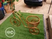 Decorative Bicycle With Styled Plants Pots For Sale | Garden for sale in Edo State, Akoko-Edo