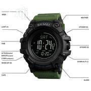 Skmei Digital Dial Men's Watch - Army Black | Watches for sale in Lagos State, Lekki Phase 1
