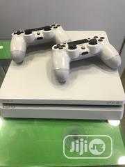 Ps4 Slim Wt 2 Pads | Video Game Consoles for sale in Lagos State, Ikeja