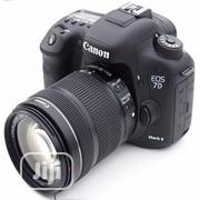 Exceptional 7d Mark II Canon Digital Camera | Photo & Video Cameras for sale in Lagos State, Ikeja