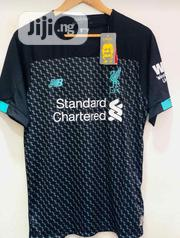Authentic Liverpool FC 2019/20 Away Jersey   Clothing for sale in Bayelsa State, Yenagoa