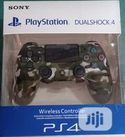 Ps4 Wireless Controller Green Camo | Video Game Consoles for sale in Lagos State, Ikeja