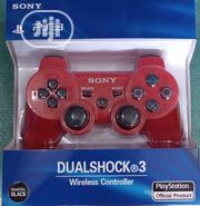 Ps3 Wireless Red Pad... | Video Game Consoles for sale in Lagos State, Ikeja