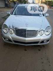 Mercedes-Benz E350 2007 Silver | Cars for sale in Lagos State, Ipaja