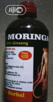 Moringa Action Bitter With Ginseng And Vitamins | Vitamins & Supplements for sale in Rivers State, Port-Harcourt
