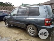 Toyota Highlander 2006 V6 Blue | Cars for sale in Lagos State, Isolo