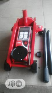 3 Ton Heavy Duty Steel Floor Jack | Vehicle Parts & Accessories for sale in Lagos State, Lagos Mainland