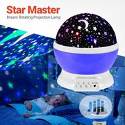 Star Ball Rotation Projection Colour Changing Night Lamp | Home Accessories for sale in Lagos State, Lagos Island