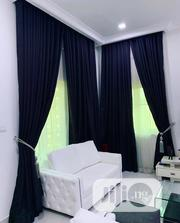 Black Curtains | Home Accessories for sale in Lagos State, Lagos Mainland