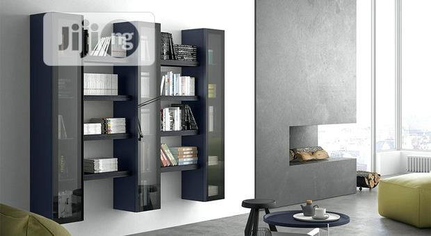 IFEOLUWA Contemporary Display Shelf / Bookshelf