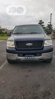 Ford F-150 2005 SuperCab 4x4 Blue   Cars for sale in Lagos State, Lekki Phase 2