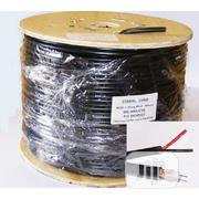 RG59 With Power Coaxial Cable 300 -yard Elcovision | Computer Accessories  for sale in Lagos State, Ikeja