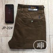Chinos Trouser   Clothing for sale in Lagos State, Ojo